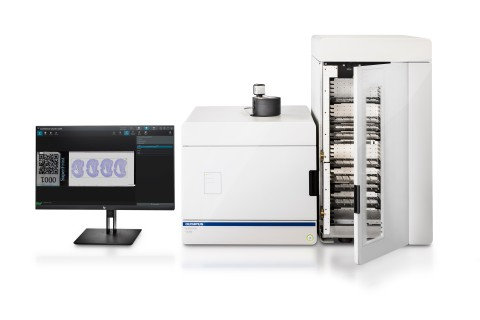 1916OEKG04Nov Olympus SLIDEVIEW VS200 Solution with Reliable, Flexible, and High-Throughput Slide Scanning