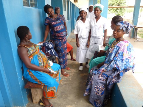 Healthcare - Togo Project 4